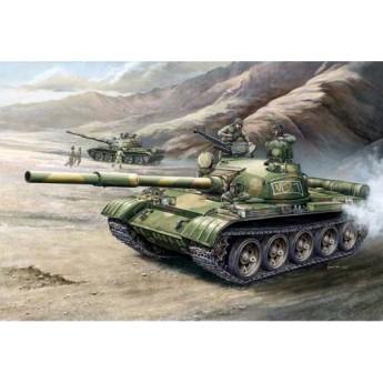 Trumpeter 00377 Сборная модель танка Т-62 обр 1972 г (1:35)
