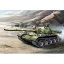 Модель танка Т-62 обр. 1972 г. (1:35)