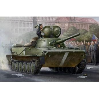 Trumpeter 00379 Сборная модель танка ПТ-76 мод 1951 г (1:35)