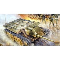 Модель танка Е-10 (1:35)
