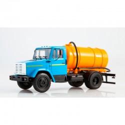 Modimio Легендарные грузовики СССР №5 Готовая модель ЗИЛ-КО-520 (4333) (1:43)