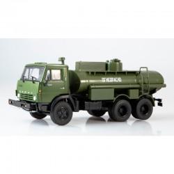 Modimio Легендарные грузовики СССР №6 Готовая модель АЦ-9-5320 (1:43)