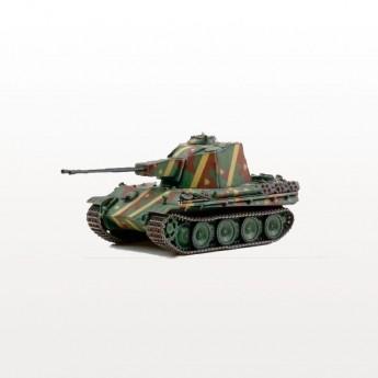 Модель зенитной самоходной установки 5.5cm Zwilling Flakpanzer