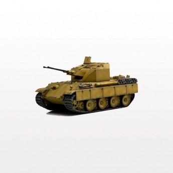 Модель зенитной самоходной установки Flakpanzer V Coelian