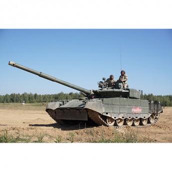 Trumpeter 09587 Сборная модель танка Т-80БВМ (1:35)