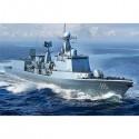 Trumpeter 06731 Сборная модель корабля PLA Navy Type 051C Destroyer (1:700)