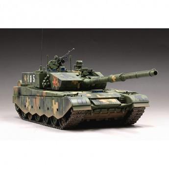 Trumpeter 07171 Сборная модель танка PLA ZTZ-99A MBT (1:72)
