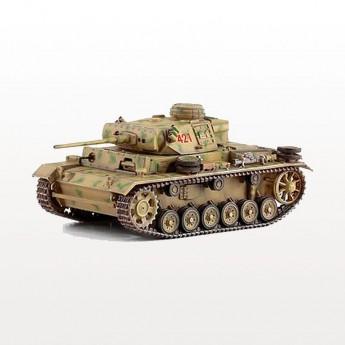 Dragon Armor 60448 Готовая модель танка Pz.Kpfw.III Ausf.L 33-го танкового полка 9-ой танковой дивизии Россия 1942 г (1:72)