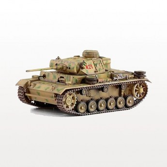 Модель танка Pz.Kpfw.III Ausf.L