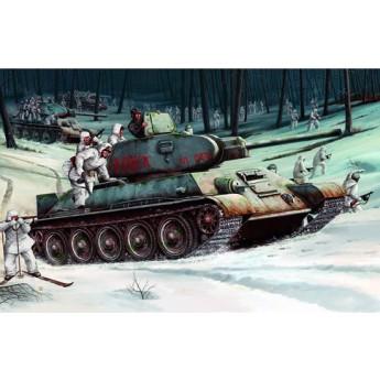 Модель танка Т-34/76 мод. 1942 г.