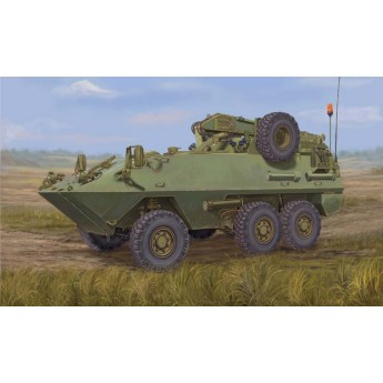 Модель БТР Canadian Husky 6x6 APC (Improved Version)