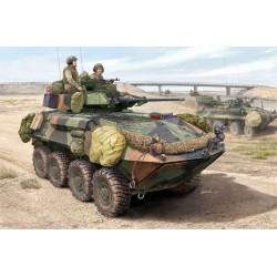 Модель БТР LAV-25 SLEP (1:35)