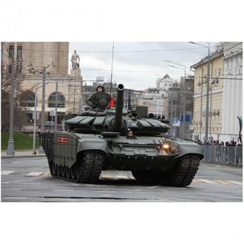 Trumpeter 09561 Сборная модель танка Т-72Б3 ОБТ обр 2016 г (1:35)
