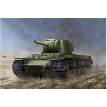 Trumpeter 09563 Сборная модель танка КВ-9 (1:35)