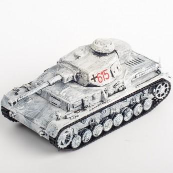 Panzerstahl 88006 Готовая модель танка Panzer IV Харьков 1943 г (1:72)