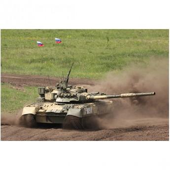 Trumpeter 09578 Сборная модель танка Т-80УК ОБТ (1:35)