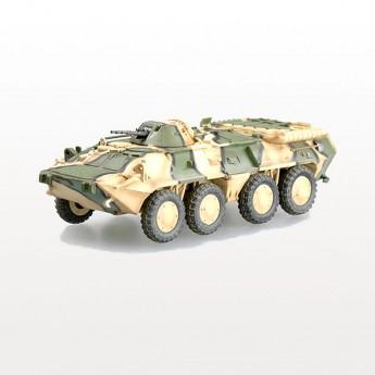 Easy Model 35019 Готовая модель БТР-80 гвардейский в бою (1:72)