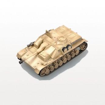 """Easy Model 36130 Готовая модель САУ """"Штурмгешютц"""" IV (1:72)"""