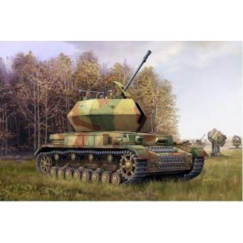 "Trumpeter 01520 Сборная модель зенитного танка IV ""Оствинд"" (1:35)"