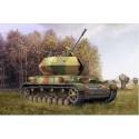"""Модель зенитного танка IV """"Оствинд"""" (1:35)"""