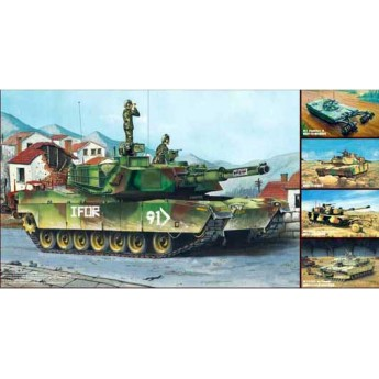 "Модель танка М1А1/А2 ""Абрамс"" (5 в 1)"