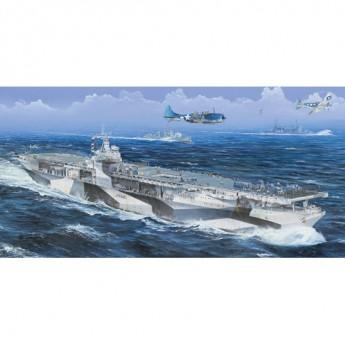 Trumpeter 05629 Сборная модель корабля USS Ranger CV-4 (1:350)
