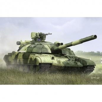Trumpeter 09592 Сборная модель танка Ukraine T-64BM Bulat Main Battle Tank (1:35)