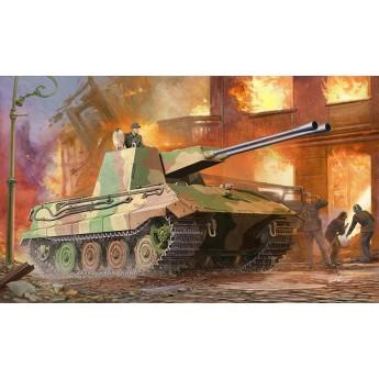 Модель зенитного танка Е-75