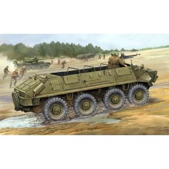 Trumpeter 01542 Сборная модель бронетехники БТР-60П (1:35)