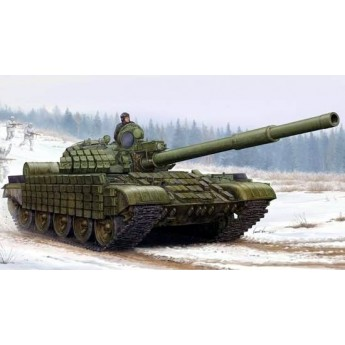 Модель танка T-62 с динамической защитой