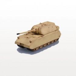 Модель танка Maus (Маус)