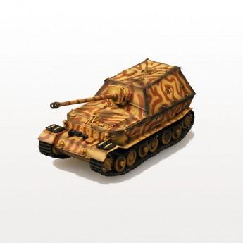 Модель САУ Panzerjager «Ferdinand»