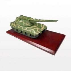 Модель супер тяжелого танка E-100 FlaK