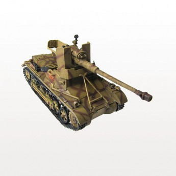 Panzerstahl 89004 Готовая модель 7,5cm StuK auf Panzer I - Endkampf Berlin 1945 (1:72)