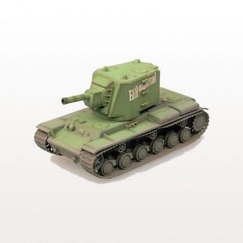 Модель танка КВ-2 (ранний)