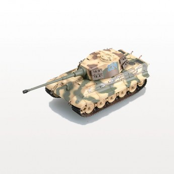Модель танка Tiger II SS Pz.Abt.501(башня Хеншель)