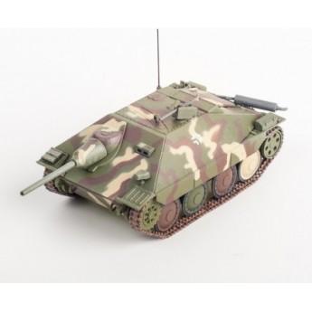 Panzerstahl 88032 Готовая модель САУ Hetzer (STARR) боевая группа Milowitz (1:72)