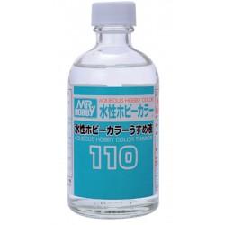 Разбавитель 110мл для водоразбавляемых красок