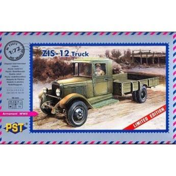 PST 72072 Сборная модель грузовика ЗиС-12 (1:72)