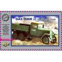 PST 72078 Сборная модель грузовика ГАЗ-ММ 1943 г (1:72)
