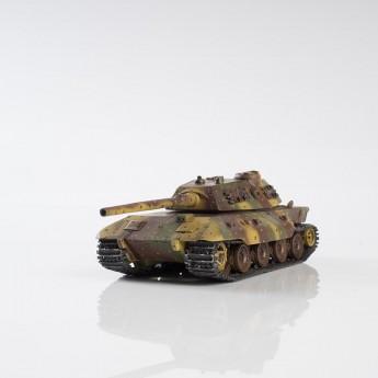 BroneMir bm001 Готовая модель танка E-100 Ausf B (1:72)