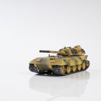BroneMir bm002 Готовая модель танка E-100 Turm Hinten (1:72)