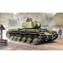 Модель танка КВ-1 модель 1939 г. (1:35)