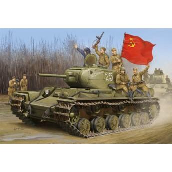 Модель танка КВ-1С