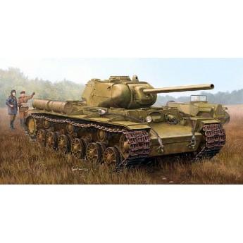 Trumpeter 01567 Сборная модель танка КВ-1С/85 (1:35)