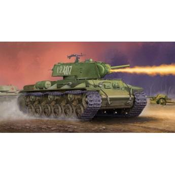 Trumpeter 01568 Сборная модель танка KV-8S Welded Turret (1:35)