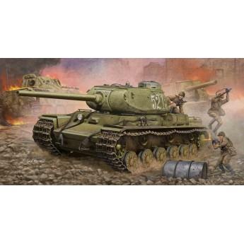 Trumpeter 01569 Сборная модель танка КВ-85 (1:35)
