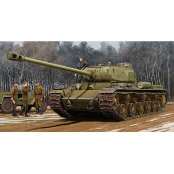Trumpeter 01570 Сборная модель танка КВ-122 (1:35)
