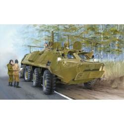 Модель бронетранспортера БТР-60ПУ (1:35)
