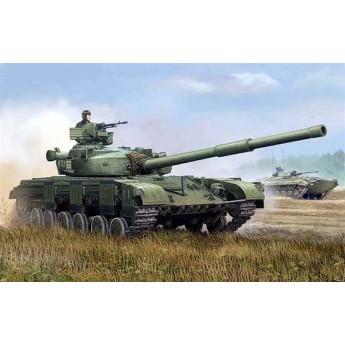 Trumpeter 01578 Сборная модель танка Soviet T-64 MOD 1972 г (1:35)